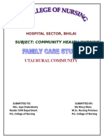 Family Case Study Rural UTTAI