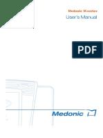 1504470 Medonic User Manual