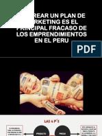 No Crear Un Plan de Marketing Es El