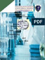 Aplicación Del Coeficiente de Partición en La Extracción de P.A