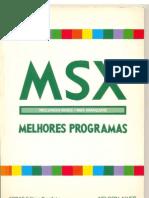 MSX Melhores Programas