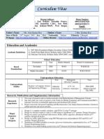 Resume Arpan