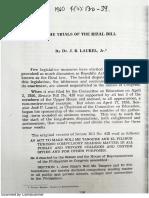 1B. LAUREL (1960) - Trials of the Rizal Bill.pdf