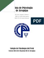 Revista de Psicología de Arequipa Vol6 Nº1 (1)