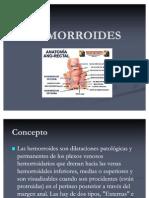 HEMORROIDES