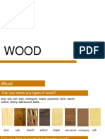 Wood Properties & Function