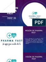 Aplicación Pharma Fast - Con Prototipo