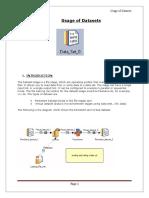 Usage of Dataset