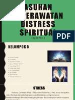Asuhan Keperawatan Distress Spiritual