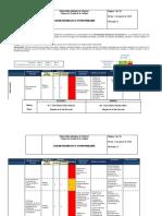 Matriz de Riesgos y Oportunidades SGC
