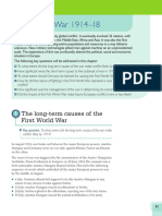 L1_ Long Term Causes of WW1