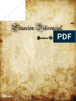 e.d. Bernoulli y Riccati