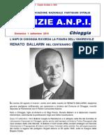 Notiziario ANPI Chioggia, numero 50