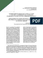 Fernando Arias Guillén - Enterramientos Regios en Castilla y León (c. 842-1504). La Dispersión de Los Espacios Funerarios y El Fracaso de La Memoria Dinástica (Anuario de Estudios Medievales, 45, 2, 2015)