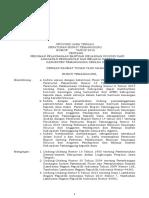 Rancangan Perbub Bantuan Keuangan Khusus APBD KAB TEMANGGUNG
