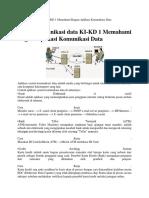 Materi Komunikasi Data KI