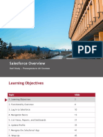 Sfdc Overview