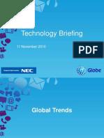 Technology Briefing 3G Long Term Evolution