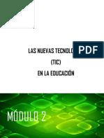 Módulo 2 . Educar Con Las TIC