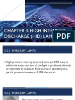 3 - High Intensity Discharge Lamps Part 2