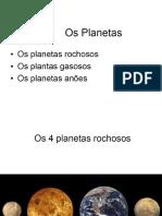 AGA100 2.2 Planetas e Planetas Anões