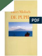 De pupil Harry Mulisch