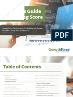 GrowthForce CEO's Guide to Keeping Score