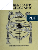 Ptolemy - The Geography