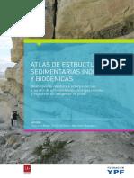 ATLAS DE ESTRUCTURAS SEDIMENTARIAS INORGÁNICAS Y BIOGÉNICAS (Geología, Paleontología)