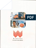 Wysetek Systems Technologists Brochure Mailer