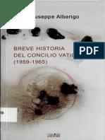 Alberigo Giuseppe - Breve Historia Del Concilio Vaticano II (1959 - 1965)
