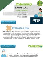 PPT Rawat Luka (Keperawatan Dasar)