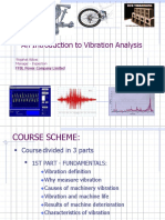 vibration analysis - An introduction to basics.pptx