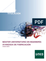 2019-20 Guía Máster Ingeniería Avanzada de Fabricación