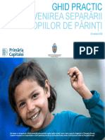SOS Prevenirea Separarii Copiilor de Parinti