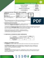 Ficha Datos de Seguriad Invesamina 480 Sl