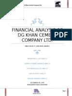 Corporate Finance Report