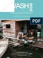 2016 WASH Futures Conference Proceedings