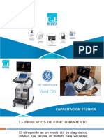 Capacitación Técnica - Ecografo Vivid E95.pptx