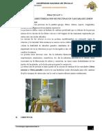 Extracion y Caracterizacion de Pectinas