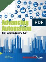 Advancing Automation VolumeXVIII IIoT