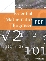 Essential Mathematics for Engineers