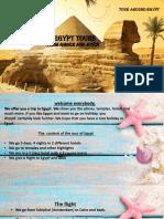 egypt tour travel agency