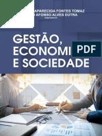 EBOOK GESTÃO, ECONOMIA E SOCIEDADE  V1