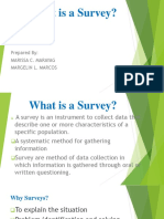 report  in Survey Research1.pptx
