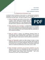Los 5 Mandamientos Del Estudiante Virutal Cesar Galicia