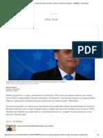 Ao acusar sem provas, Bolsonaro mira ONGs, cubanos e opositores da ditadura