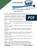STA301StatisticsandProbabilityGlossaryBywww.virtualians.pk.pdf