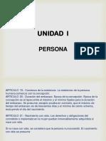 Power Unidad i y II. 2019