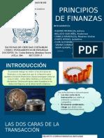 Fundamentos de Finanzas Exposición...